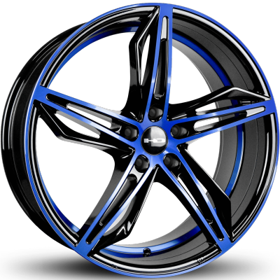 HD Fly Cutter Gloss Black and Blue