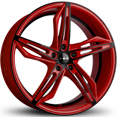 HD Fly Cutter Gloss Red and Black