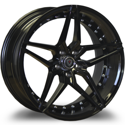 Marquee M3259 Black with Rivits