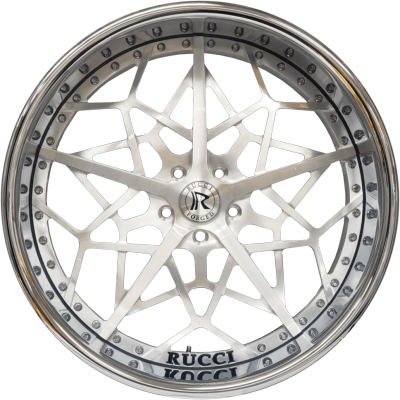 Rucci Backend Brushed