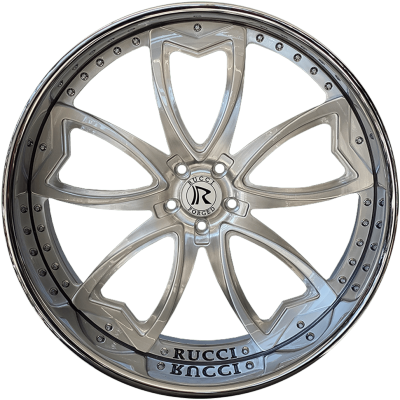 Rucci Lauderdale Brushed