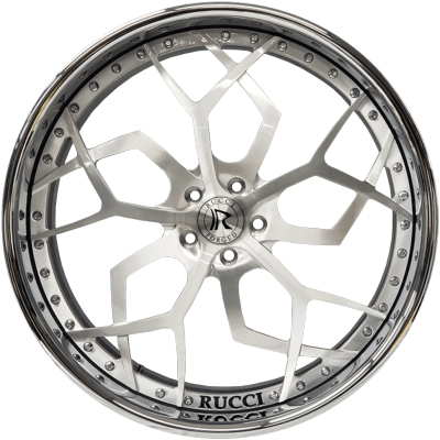 Rucci Wave Brushed