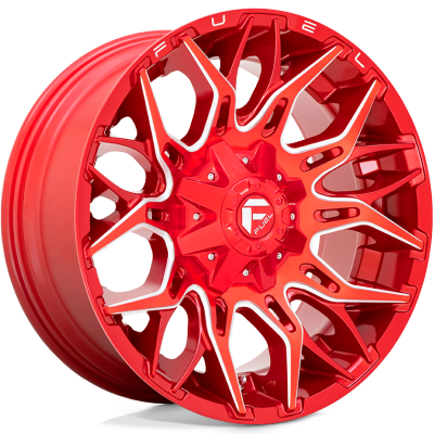 Fuel Twitch Red Milled