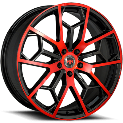 Revolution Racing R23 Red and Black