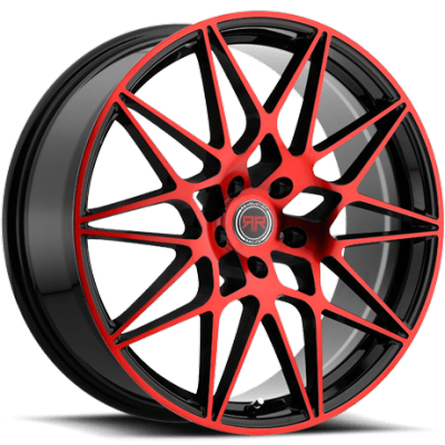 Revolution Racing R11 Red and Black