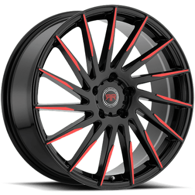 Revolution Racing R15 Black and Red