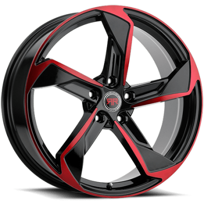 Revolution Racing R20 Black and Red