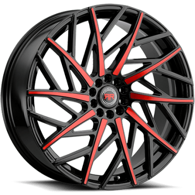 Revolution Racing R21 Black and Red