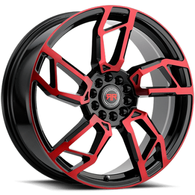 Revolution Racing R22 Black and Red