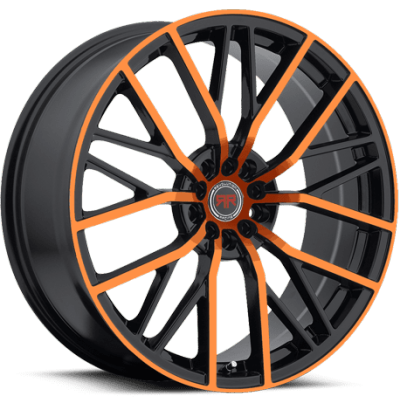 Revolution Racing R7 Copper and Black