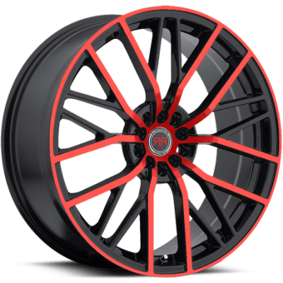Revolution Racing R7 Red and Black