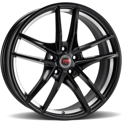 Revolution Racing RR28 Black with Machined Inner Cut